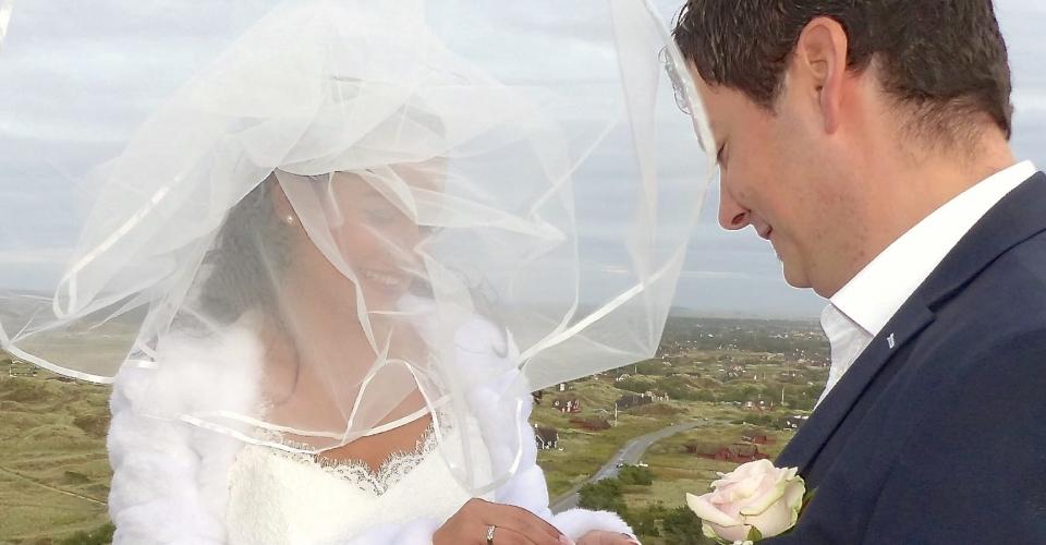 Panorama Hochzeit im Leuchtturm